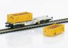 Containertragwagen-Set Sgmmns 190