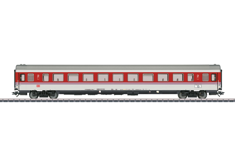 EC Tiziano: Type Bpmz 291.3 Express Train Passenger Car.