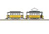 Triebwagenzug Kirnitzschtalbahn