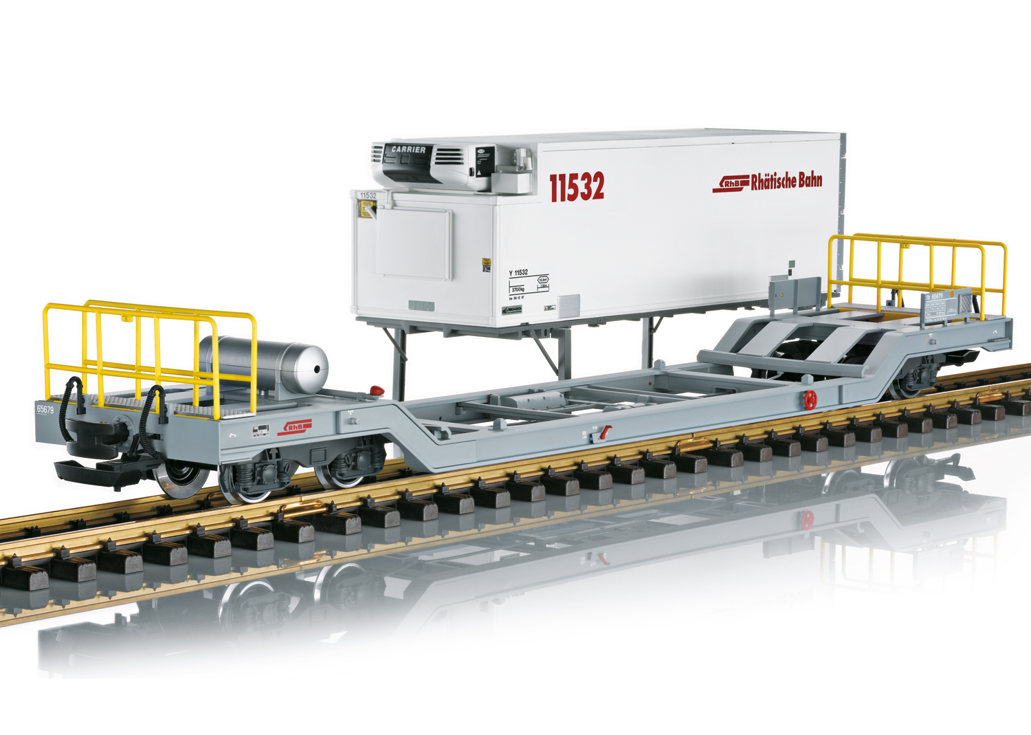 RhB Container Transport Car