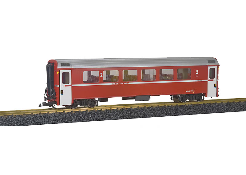 RhB 2nd Class Passenger Car EW IV