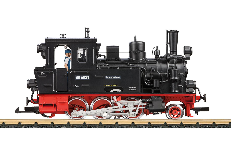 DR-Dampflok 99 5631