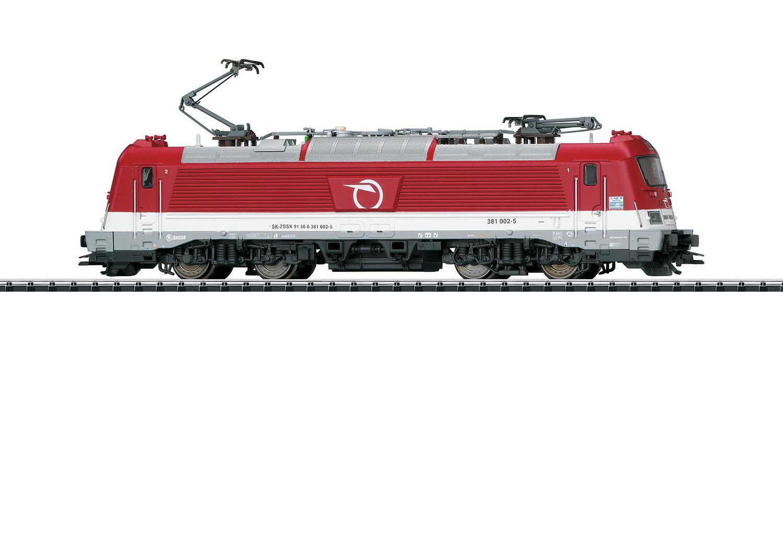 Elektrolokomotive Baureihe 381