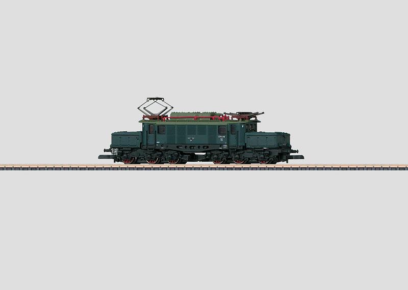Heavy Electric Freight Locomotive