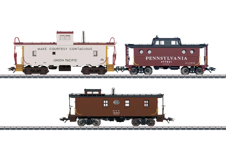 3 Güterzugbegleitwagen