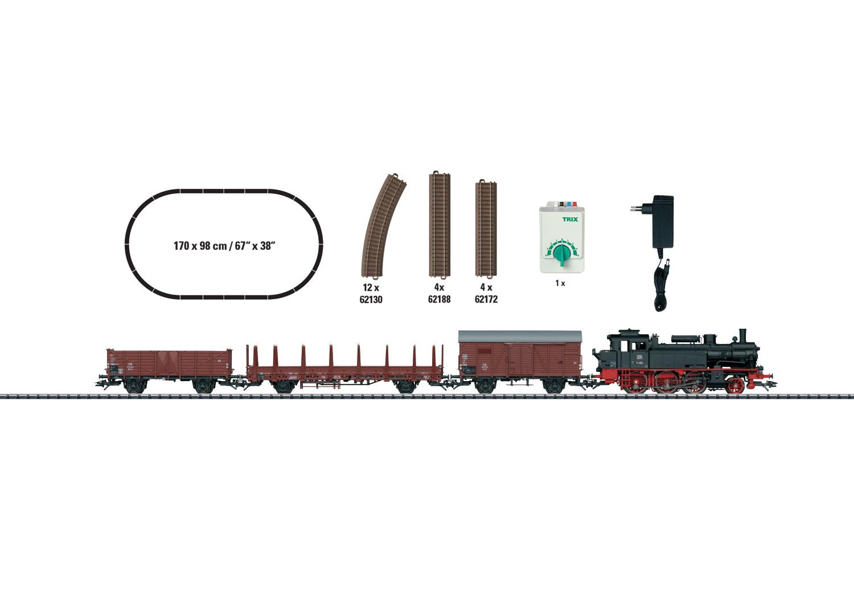 "Startpackung ""Güterzug Epoche III"". 230 Volt"