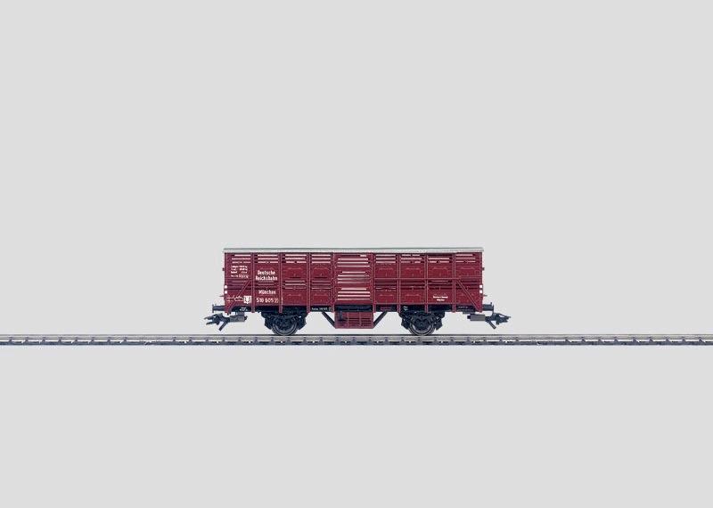 Gedeckter Güterwagen.