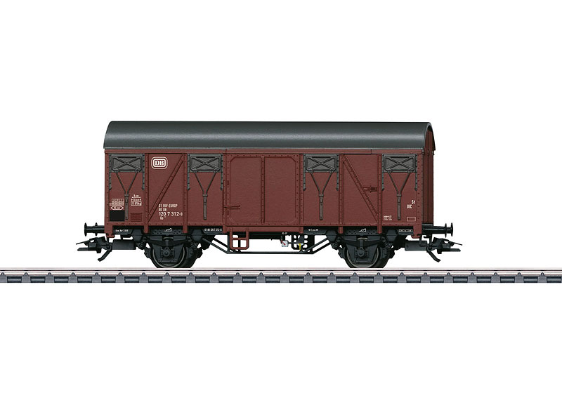 Type Gs 210 Boxcar