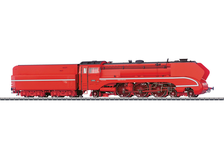 Express Steam Locomotive