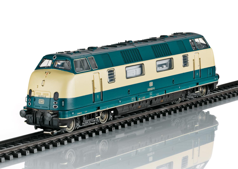 Diesellokomotive Baureihe V 200.0