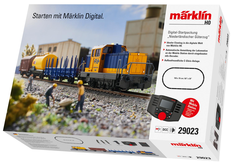 """Digital-Startpackung """"Niederländischer Güterzug"""""""