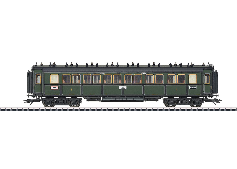 Schnellzugwagen ABBü