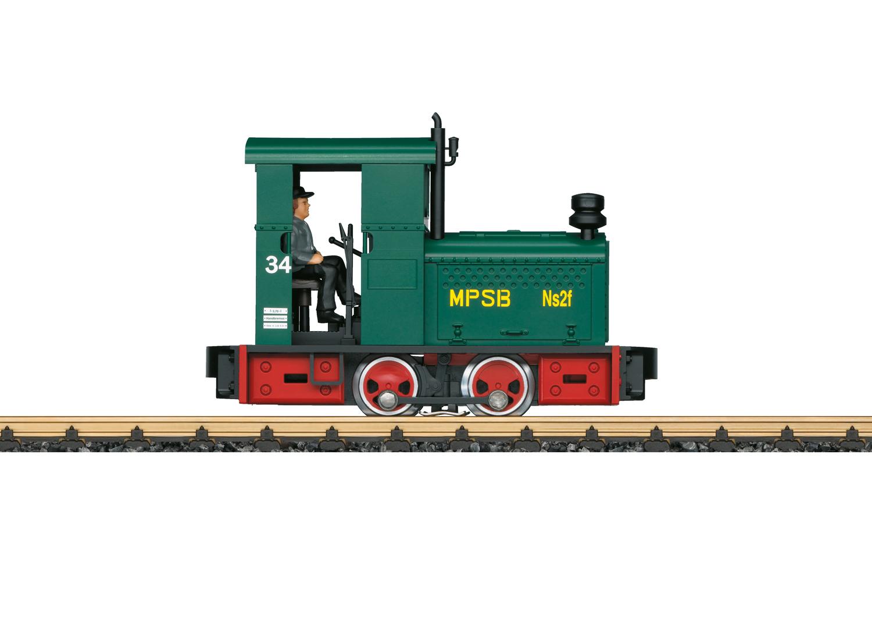 MPSB Diesel Locomotive