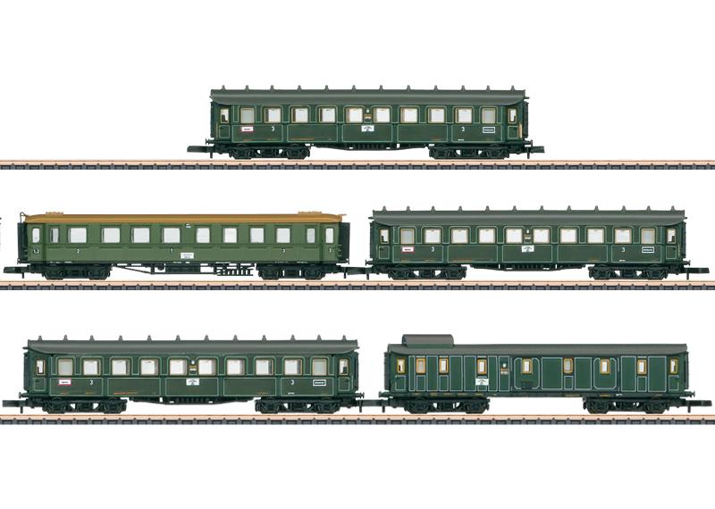 Personenwagen Set