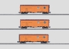 Set - 3 Refrigerator Cars.