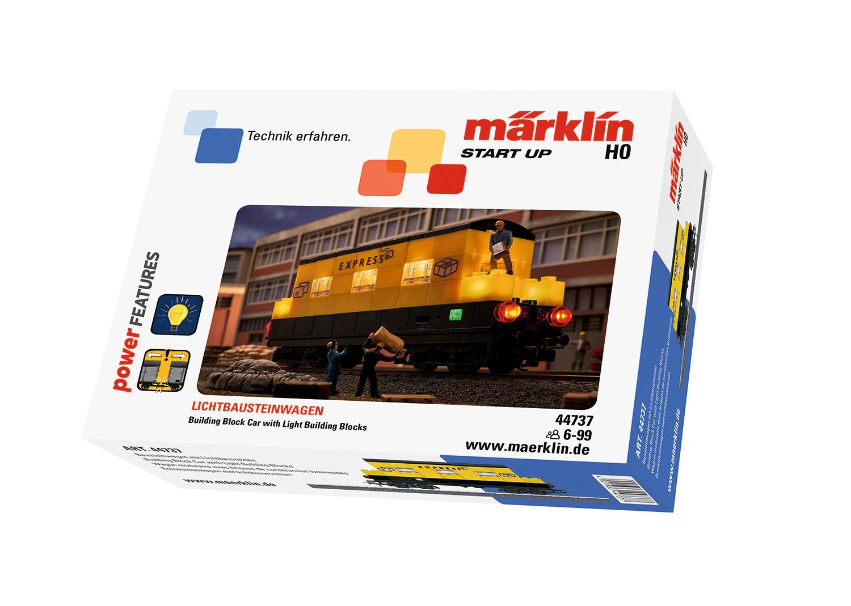 Märklin Start up – Building Block Mail Car