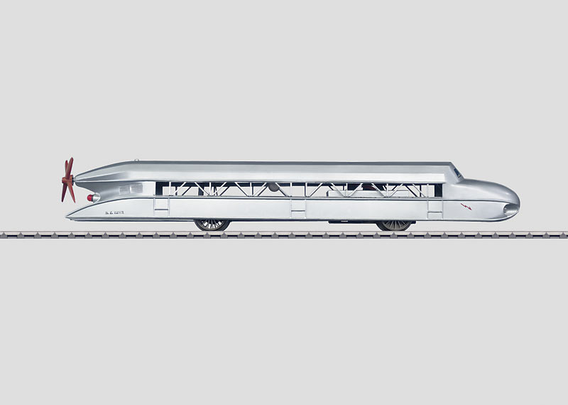 Reproduction Rail Zeppelin.