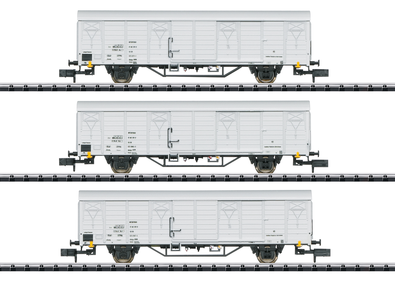 "Güterwagen-Set ""Kühlzug"""