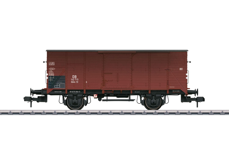 Gedeckter Güterwagen Gklm-10