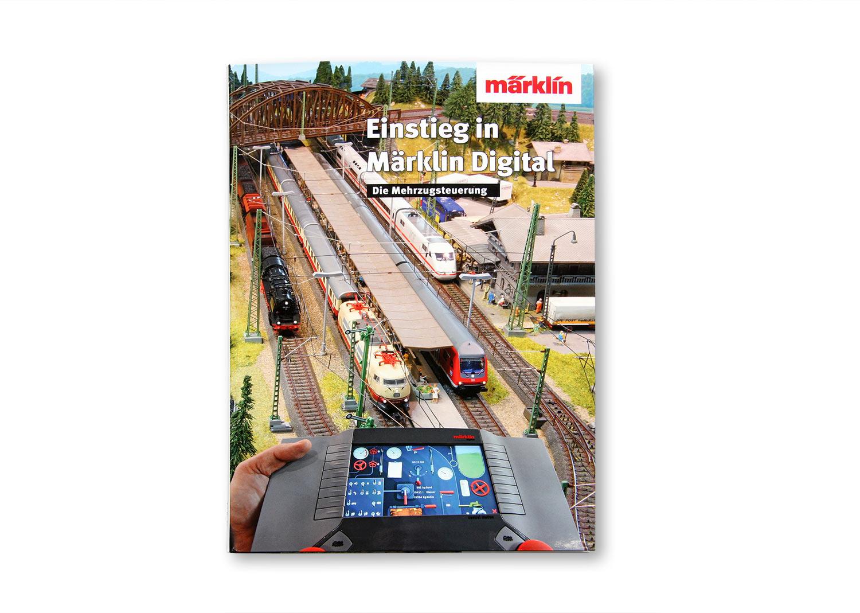"""Buch """"Einstieg in Märklin Digital"""""""