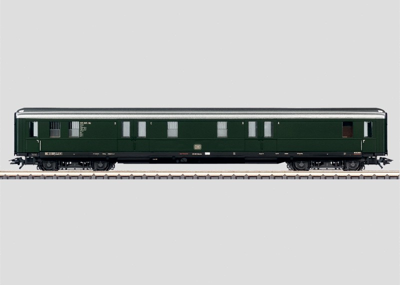 Sound Effects Car for Locomotives.