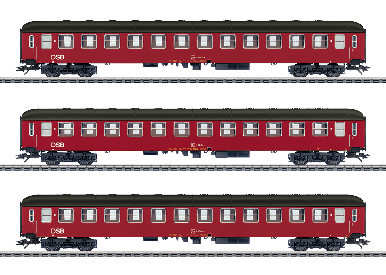 Personenwagen-Set