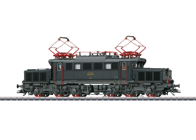 Güterzug-Elektrolokomotive BR E 93