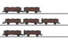 Güterwagen-Set zur Dampflok BR 45