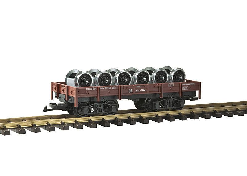 DR Low-Side Gondola with Load