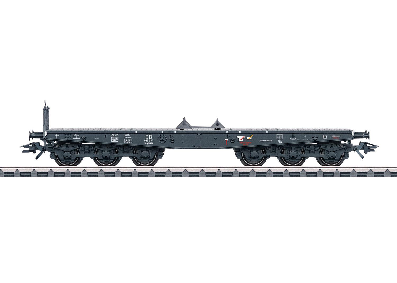 Type SSym 46 Heavy-Duty Flat Car