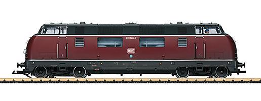 DB Diesellok BR 220