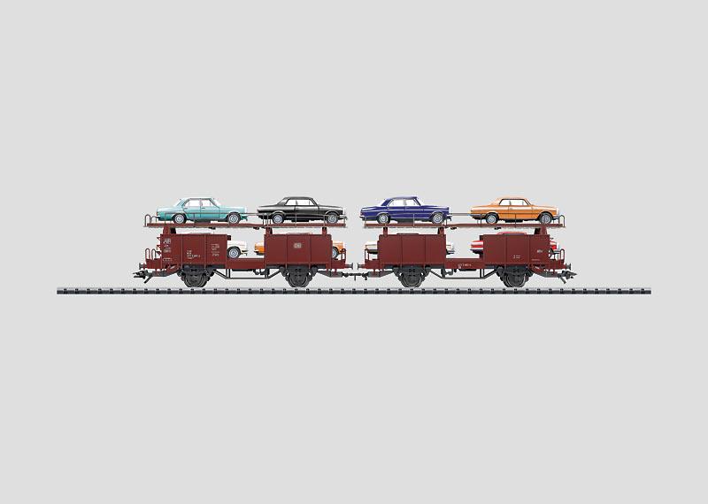 """Dash-8"" Auto Transport Car."