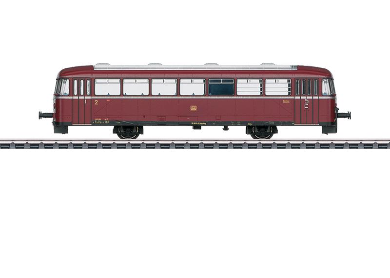 Railbus-aanhangwagen VB 98