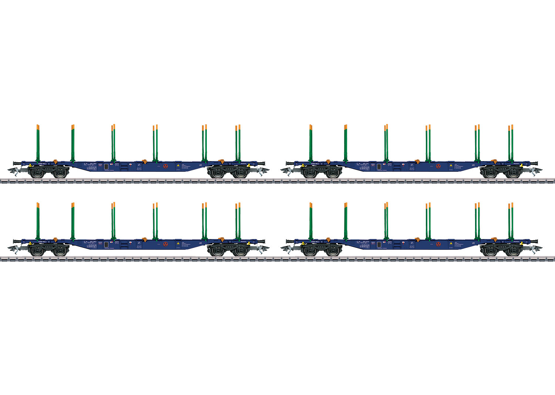 Type Sgnss KLV Transport Car Set