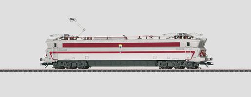 Locomotive électrique.