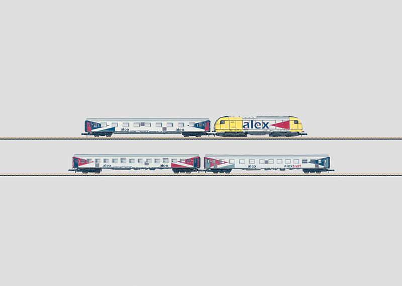 """""""Allgäu-Express""""."""