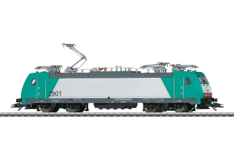 Class 29 Electric Locomotive