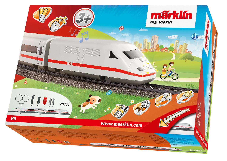 """Märklin my world - Startpackung """"ICE""""."""