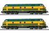 Class 55 Diesel Locomotive as a Double Unit
