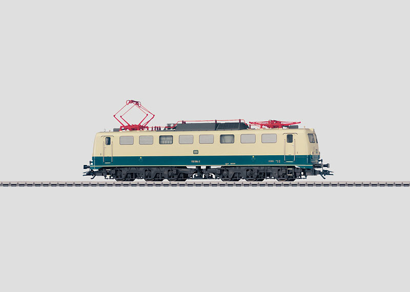 Electric Locomotive.