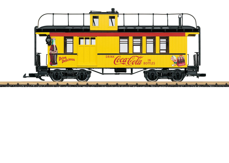 Coca-Cola® Caboose