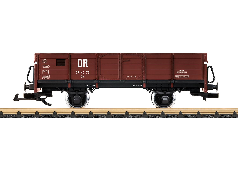 RüBB offener Güterwagen