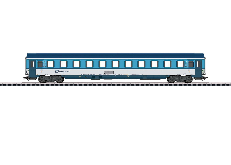 Passenger Car, 2nd Class