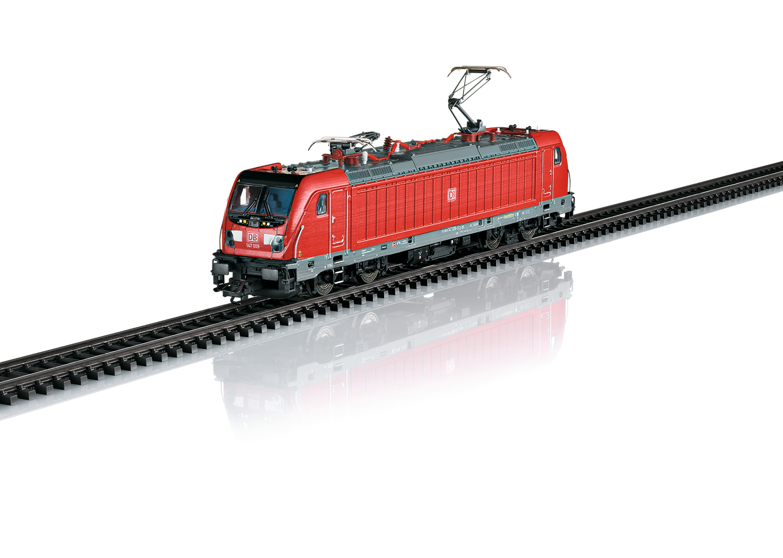 Elektrolokomotive Baureihe 147