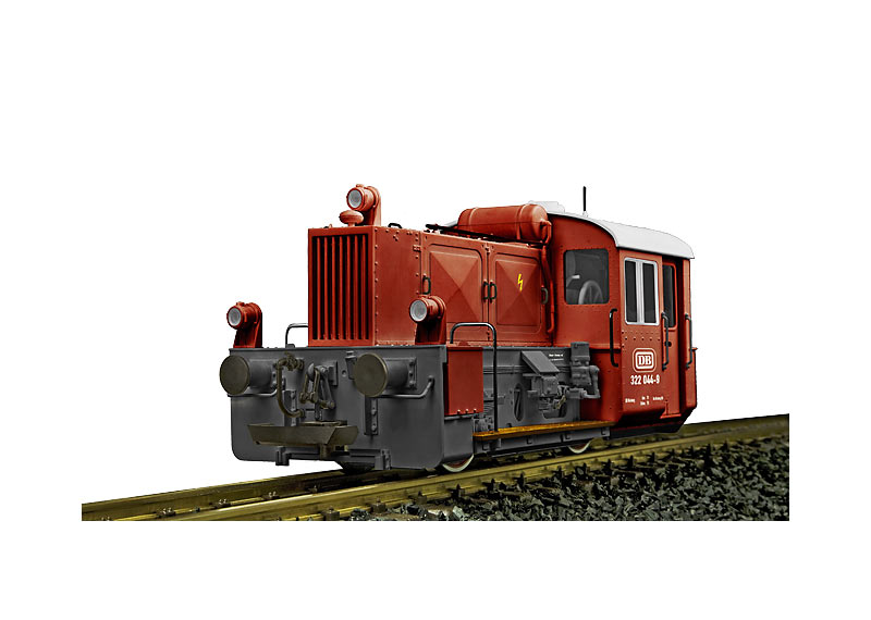 DB Köf 322 044-9