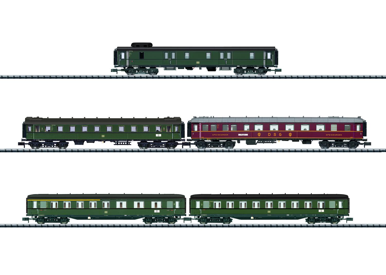 """Schnellzug-Wagenset """"D 182"""""""
