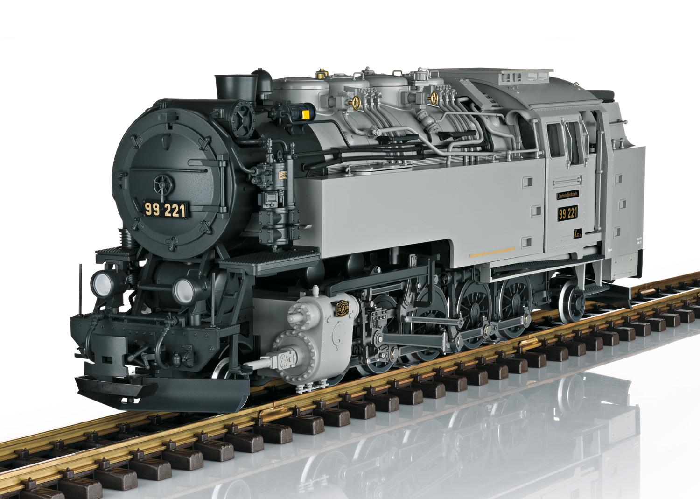 DRG Class 99.22 Steam Locomotive