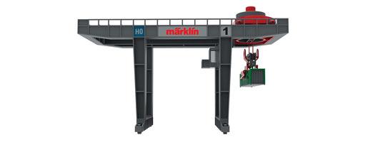 Märklin Start up – Terminal pour conteneurs