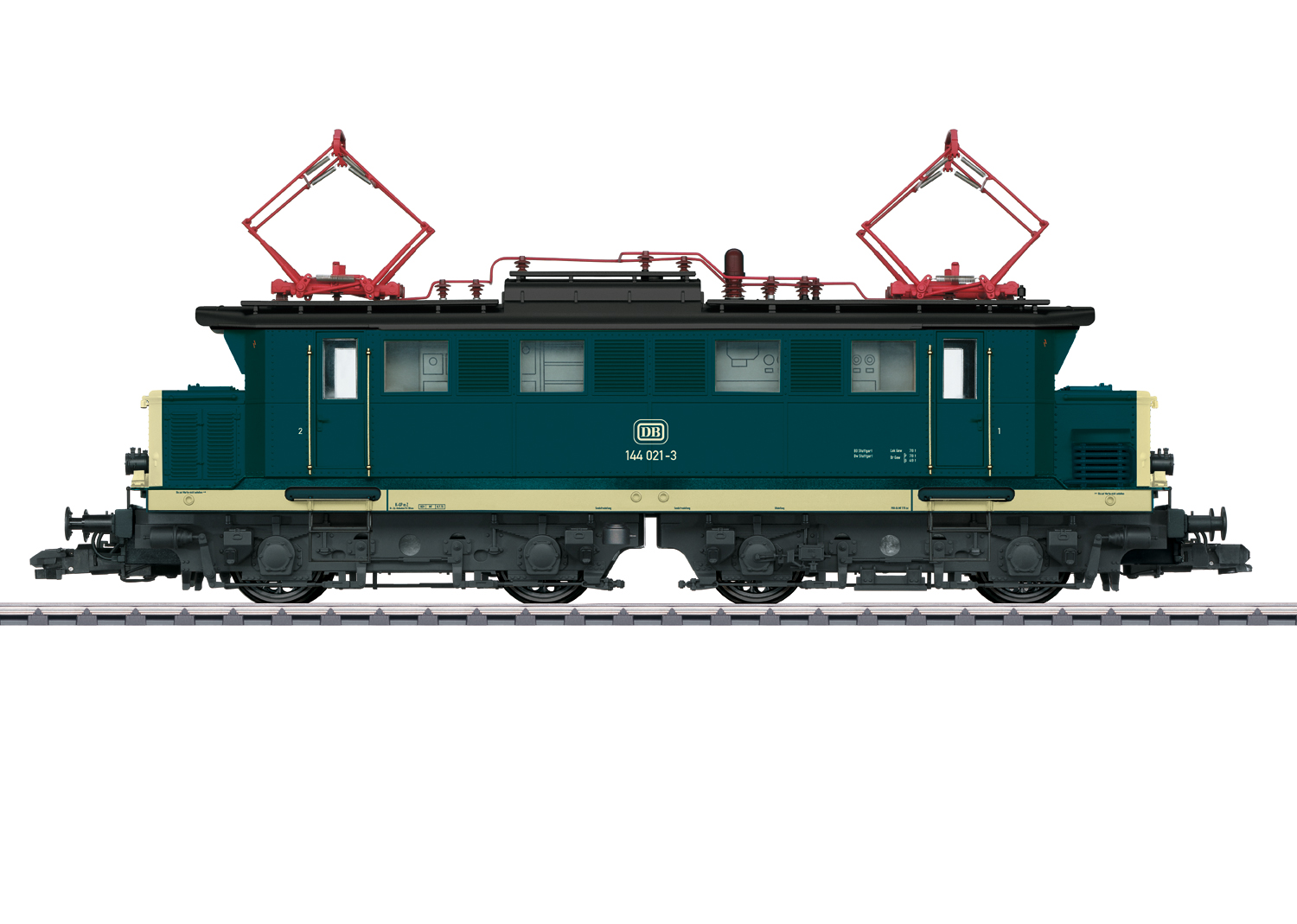 Class 144 Electric Locomotive