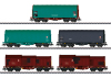 Freight Car Set